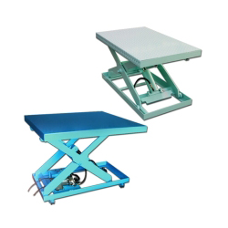 Electric Lift Platform/Table One Type Single-Cylinder