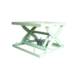 Electric Lift Platform/Table One type 2-Cylinder