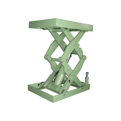 Type Single-Cylinder Two-Stage Electric Lift Platform/Table