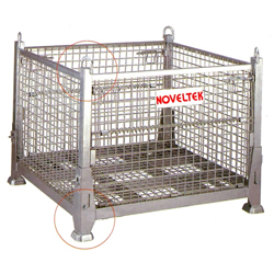 Hanging Storage Cages