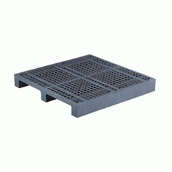 Single Sided Two Way Fork Plastic Pallets