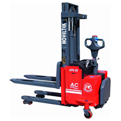Advanced Powered Pallet Stacker 1Ton/1.5Tons/1.8Tons/2Tons (AC System)