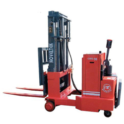 Counterbalanced Walkie Stacker 500kg/800kg/1Ton