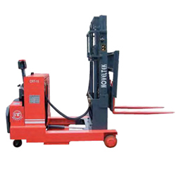 Counterbalanced Reach Truck 1Ton/1.5Tons