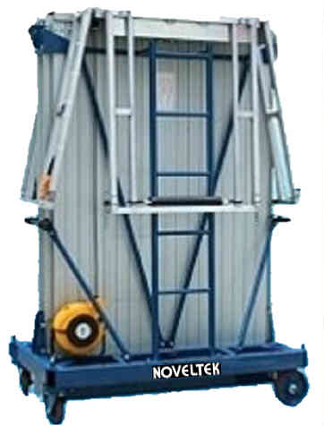 AC DPL R Series Vertical Lift